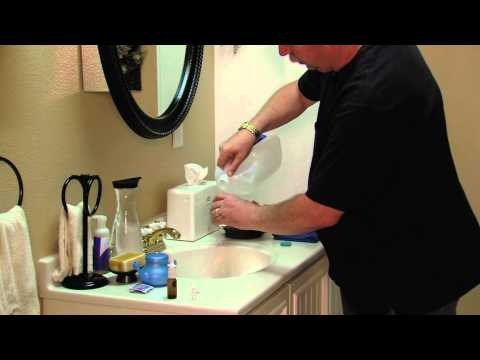 Basic Sinus and Allergy Relief Using Colloidal Silver