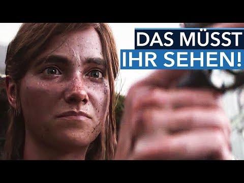 Trotz PS5-Absage: Es gibt tolle neue Spiele & hübsche CGI-Trailer - Trailer-Rotation