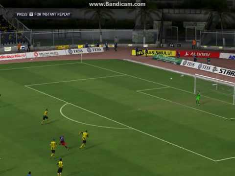 FC Brasov-Steaua-Fifa 2014 world class - Gol Fulop