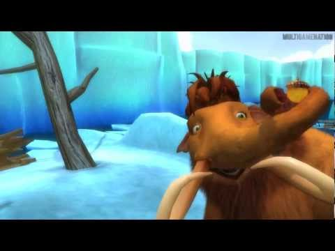 Ice Age 4 - Gameplay (german)