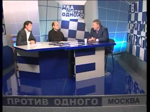 Жириновский уходит из студии. 2 против 1