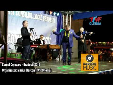 Cornel Cojocaru si Orchestra Nicusor Troncea - Colaj LIVE Zilele comunei BRADESTI 2016