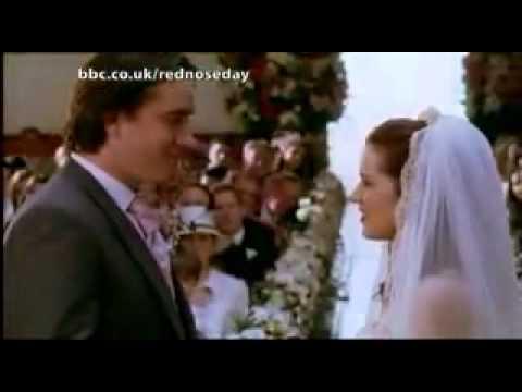 Hài hước Mr Bean dự đám cưới