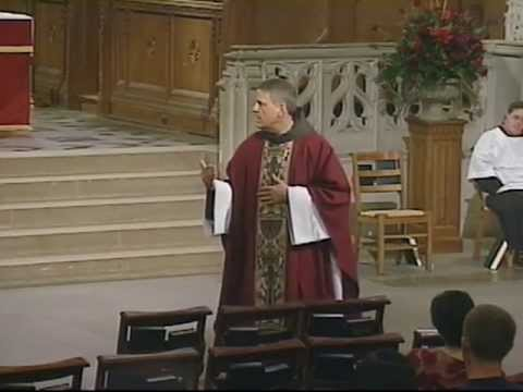 Catholic Mass - 5/19/2013
