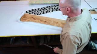How to make a step cornice (part 2)