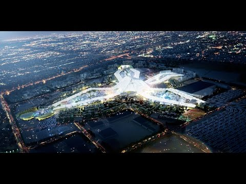 Dubai Expo 2020 Master Plan(Unbelievable)