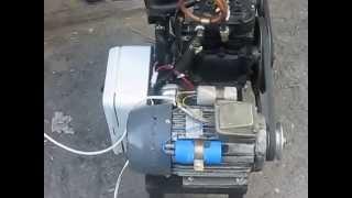 сколько нужно оборотов двигателя для компрессора подборку картинок