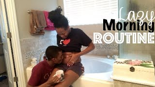Lazy Weekend Morning Routine   Couples Morning Routine   Married Life