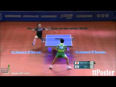 World Cup 2011: Joo Se Hyuk-Jun Mizutani