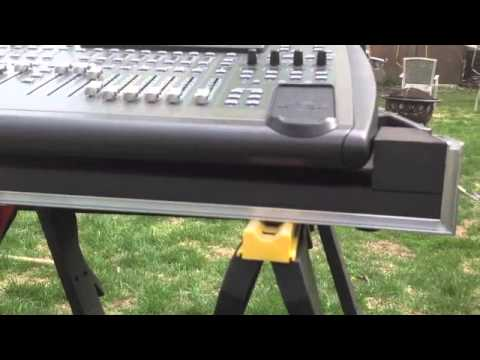 Gator G-Tour X32 Case Review Behringer X32 Digital Mixer Case