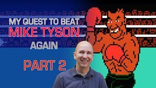 My Quest to Beat Mike Tyson, Again | Mike Tysons Punch Out | Fighters 4 thru 7