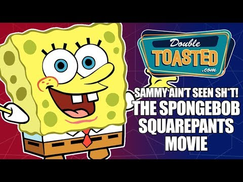 THE SPONGEBOB SQUAREPANTS MOVIE - MOVIE REVIEW - Double Toasted