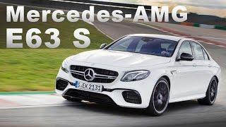 AMG狂獸 你惹不起!Mercedes-AMG E63 S 4MATIC