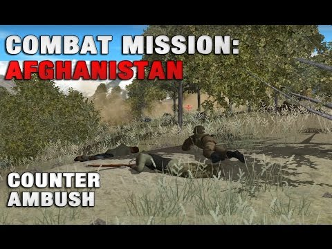 Combat Mission: Afghanistan -- Counter Ambush