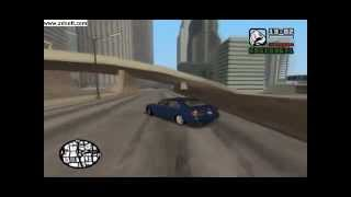 gta san andreas drifting in hyundai