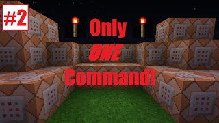 Minecraft: God Powers | Only One Command!