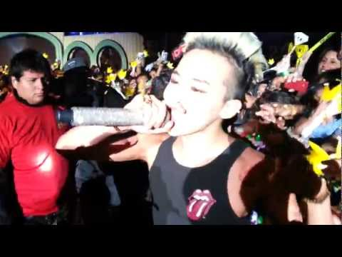 Video: BIGBANG - Encore in Lima, Peru @ Alive GALAXY Tour 2012