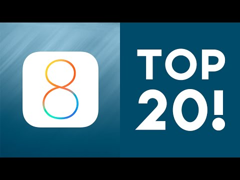 Top 20 iOS 8 Features!