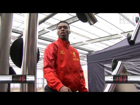 Sturridge takes the Batak Challenge