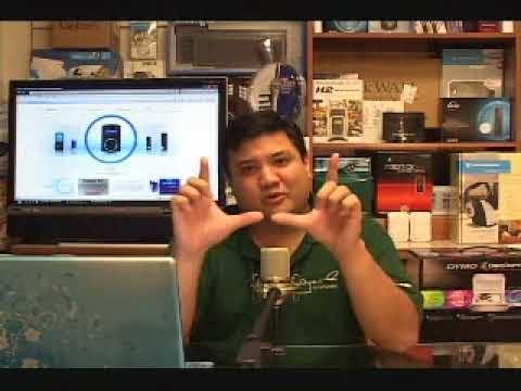 JESUITS - gadget@TTS -Ep50- Sandisk Sansa Clip
