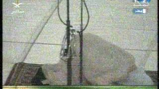 أول صلاة للشيخ ماهر المعيقلي من المسجد الحرام
