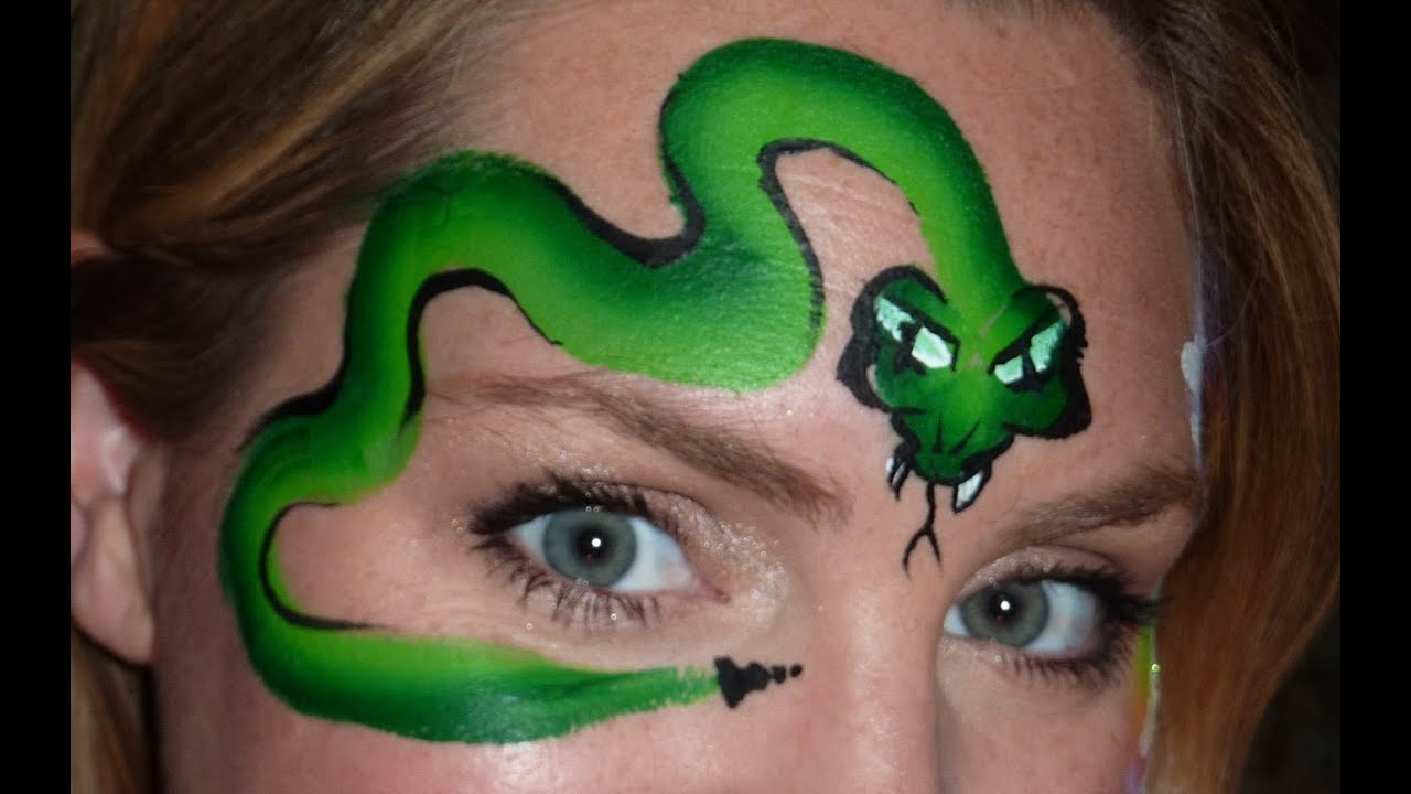 simple face painting ideas for children