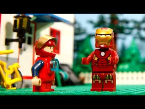 LEGO® Marvel™ Super Heroes - Iron Man Mini Movie