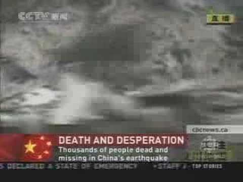 cbc news today 2008-05-13