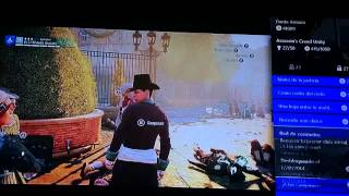 LOGRO CORTADOS ASSASSINS CREED UNITY