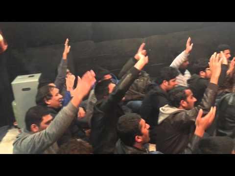 Mir Hassan Mir Azakhana e Darr e Batool swt Bonn Germany  25 Rajab 2016 part 1