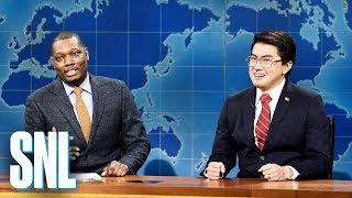 Weekend Update: Chen Biao on US-China Trade War - SNL