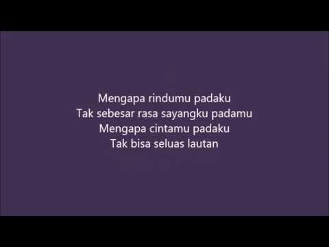 Lirik Terus Mencintai - Siti Nordiana