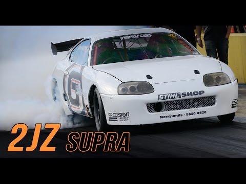 Supra SCREAM! 2JZ by GAS Racing