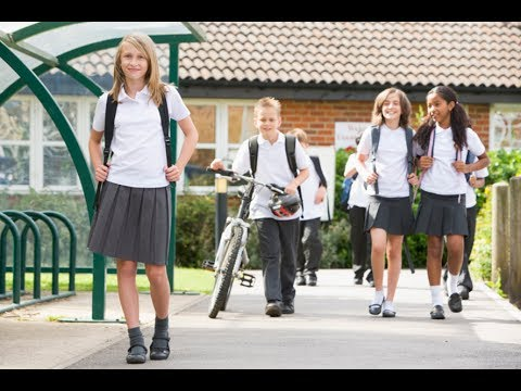 should all schools have uniforms What if those schools did not have a school uniform  the same uniform as  everyone else is one less thing to be judged on, i am all for it.