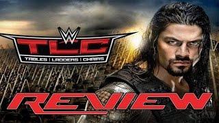 WWE TLC 2015 Ergebnisse und Review