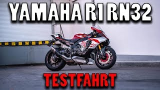 Yamaha R1 RN32 TEST | Der Big Bang!