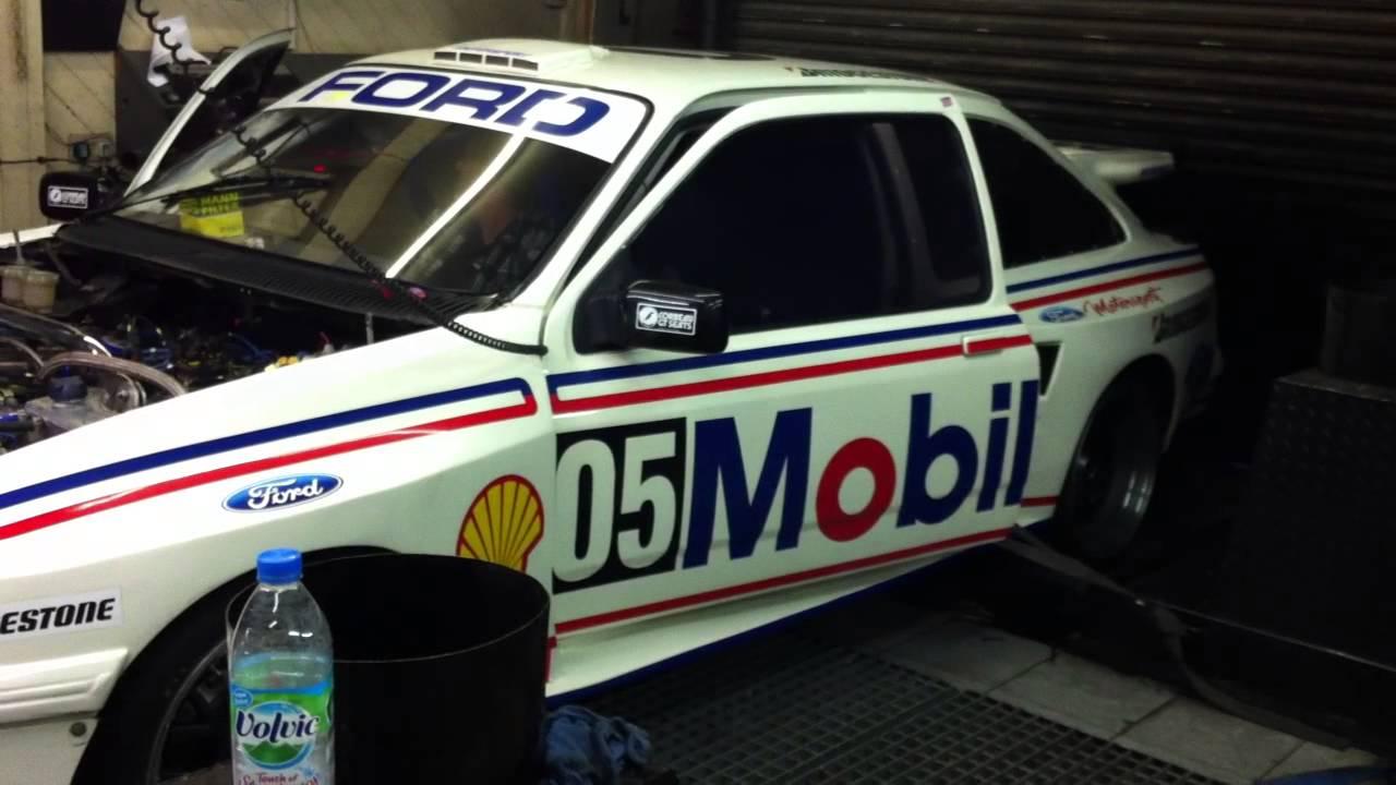 Sierra Sierra Racing Sierra Cosworth Rs500 Race Car