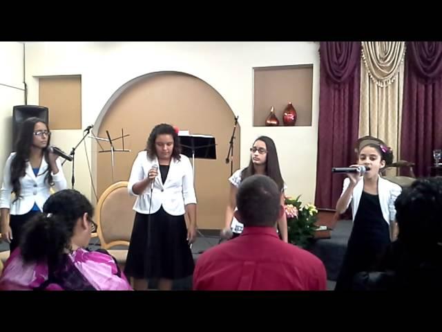 Iglesia Casa del Alfarero La Luz del Mundo, Apopka FL - Grupo Rosa de Saron - La Gloria de Dios