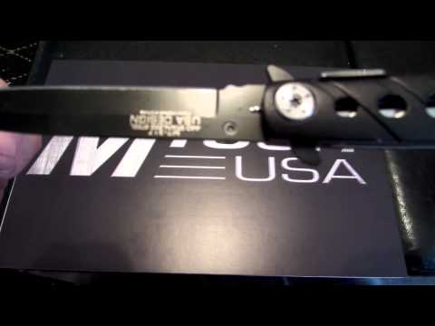 MTech USA MT-317 - MTech USA MT-317 Tactical Folding Knife Product Video