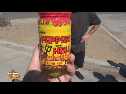 WE Shorts - Habanero Peppers From Hell