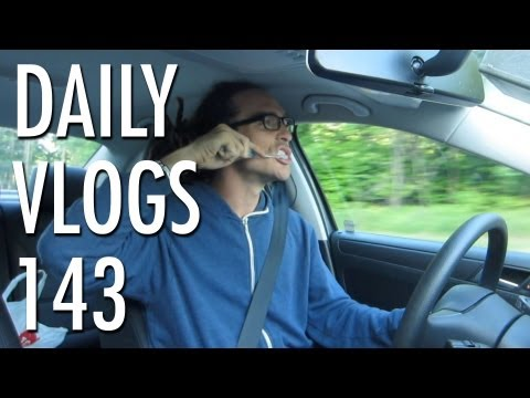 NYC to Toronto | Louis Cole Daily Vlogs 143