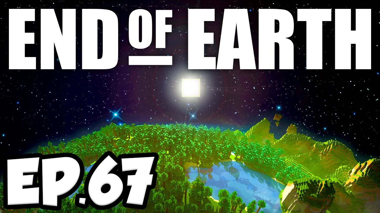 End of Earth Minecraft Modded