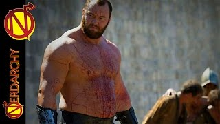 Sir Gregor Clegane The Mountain That Rides Gets D&Dized| 5E Dungeons & Dragons Character Builds