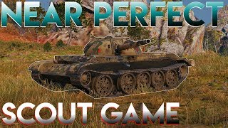 A Near Perfect Light Tank Game! - World of Tanks