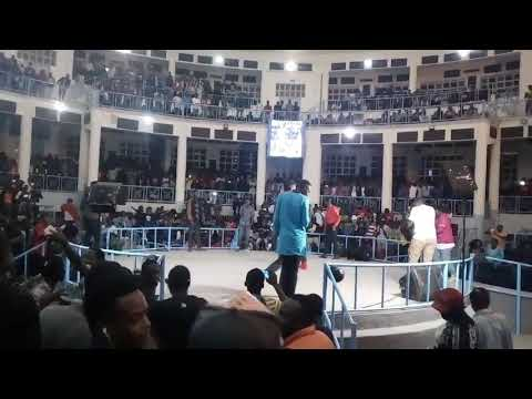 Khaligraph Jones' Electric Performance at Kenyatta University