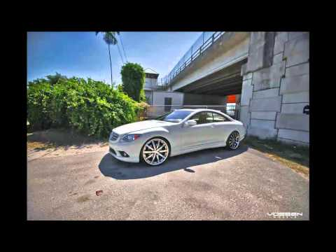 Mercedes Custom Wheels on 2011 Mercedes Benz Cl550 4 Matic  Handsome  Heavy And Habit Forming
