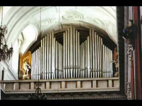Órgano Walcker opus 2534 de la Catedral Metropolitana de Guatemala