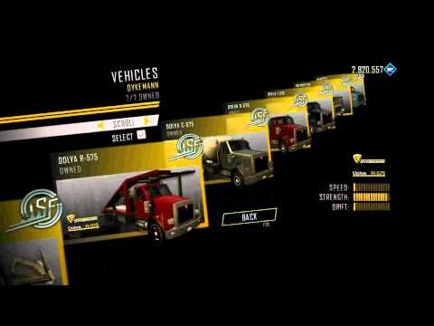 Driver San Francisco: All cars and upgrades with save game pc!
