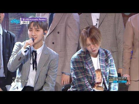 Pentagon - Shine (Accustic Ver.)ㅣ펜타곤 - 빛나리 [Show Music Core Ep 587]