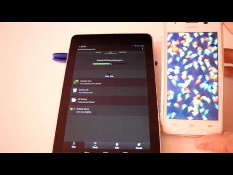 NEXUS 7 VS HUAWEI G 510 ANTUTU BENCHMARK